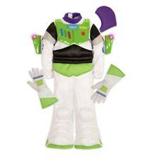 Disney Store BUZZ LIGHTYEAR Light-Up Costume Size 4 - Toy Story - Authentic