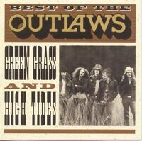 The Outlaws - Best of: Green Grass & High Tides [New CD]