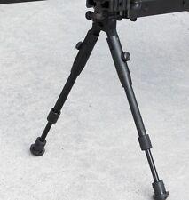 Tactical Sniper Rifle Bipod Picatinny Weaver Rail Mount Stabilizer Hunting METAL