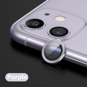 For iPhone 11 Pro Max SE 2020 Tempered Glass Camera Lens Screen Protector Cover