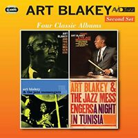 Art Blakey - Four Classic Albums (Moanin / Mosaic / The Big Beat / A [CD]