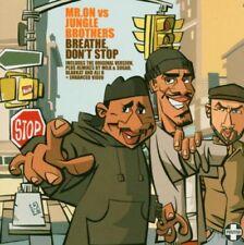 Mr. On-Breathe Don't Stop CD Single, Enhanced, Maxi  New