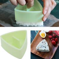 Onigiri Rice Ball Bento Cuisine Press Maker Mold Triangle Form Mold Sushi Maker