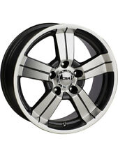 CSA WHEEL 16X7 EDGE GUNMETAL (PCD:5X120  OFFSET:P38)