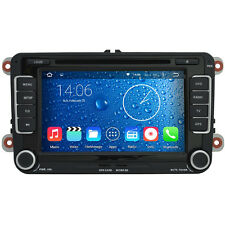 VW Caddy & Transporter T5 Stereo Android 5.1 GPS SatNav Bluetooth DAB DVD Radio