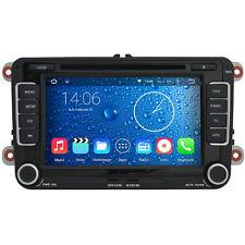 VW Caddy & Transporter T5 Stéréo Android 5.1 GPS SatNav Bluetooth DAB DVD Radio