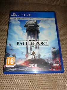 PlayStation 4 Star Wars: Battlefront (PS4) MINT-  FAST & FREE Delivery