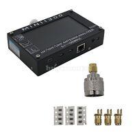 "Mini1300 HF/VHF/UHF Antenna Analyzer 0.1-1300MHz with 4.3"" TFT Touch Screen B-"