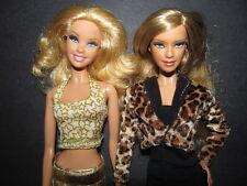 Barbie Basics LOT Rare Tango Head #12 + Carnaval #6 Model Muse Collection 1.0