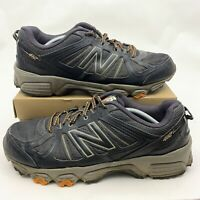 NEW BALANCE Mens 12 4E Gray 412 Trail Running Athletic Sneaker Shoes MTE412G2