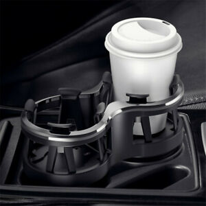 Car Seat Dual Cup Drink Holder Modified Fixed Stand Multi-functional Organizer