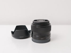Sony E 35mm F1.8 OSS Lens ~Excellent Condition