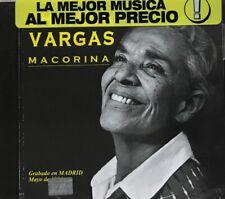 Chavela Vargas, Macorina CD New, Sealed