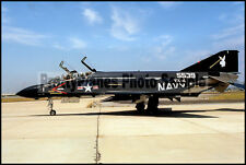 "USN F-4 Phantom VX-4 Evaluators ""Vandy One"" Point Mugu 1982 8x12 Aircraft Photos"