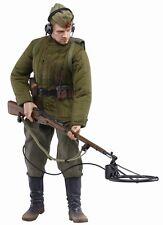 "Dragon 1/6 Scale 12"" WWII Soviet Infantry Mine Detector Vladimir Kozlov 70810"