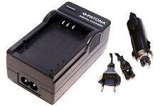 AKKU Ladegerät Tischladegerät Batterie für Sony CyberShot DSC-W370/R   NP-BN1