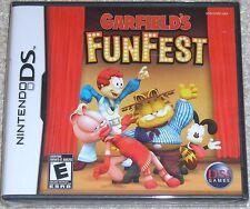 Nintendo DS - Garfield's Fun Fest (New)