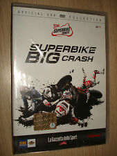 DVD N°11 SUPERBIKE TRIBUTE PIANETA MOTO OFFICIAL SBK OFFICIAL BIG CRASH
