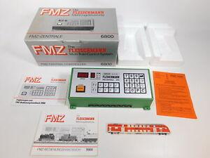 CH401-4# Fleischmann H0/DC 6800 FMZ-Zentrale/-Central Controller, TOP+OVP