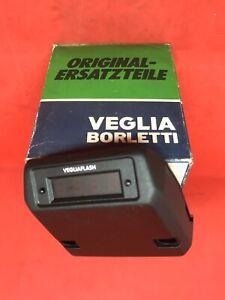 VEGLIA FLASH WATCH CLOCK FIAT LANCIA NOS OEM 24.3206.990.2