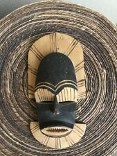 Lozi Tribesman Hand-Carved Mask - Believed 1900's