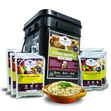 Wise Company 60 Serving Entree Only Grab and Go MRE Food 3 BUCKETS free ship