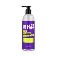 [Secret Key] So Fast Hair Booster Shampoo - 360ml (New)