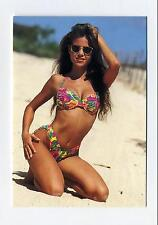 Comic Images 1994 Ujena's Swimwear Illustrated Promo Card Unnumbered