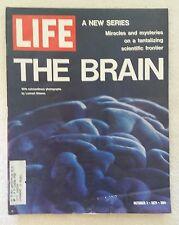 LIFE Magazine October 1, 1971; The Brain - RARE FIND!!