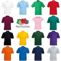 Fruit of the Loom 65/35 Polo Shirt