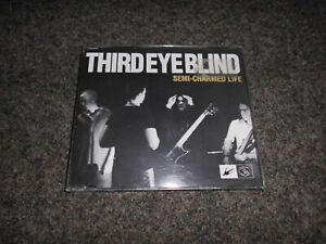 Maxi Single CD Third Eye Blind Semi-Charmed Life (3 Tracks 1997) Wie NEU