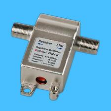 SAT Satelliten INLINE Regelbar Verstärker Signalstärke V3024-R 18 - 24 dB HDTV