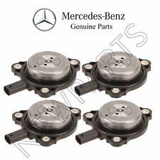 NEW Mercedes CLS550 E63 AMG GL450 Set of 4 Camshaft Adjuster Magnet Genuine