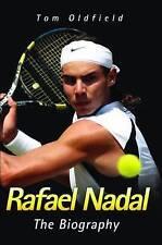 Rafael Nadal by Tom Oldfield, Book, New (Paperback)