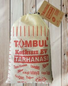 Tarhana Soup, Home Made, Produced In Turkey , 500g  - Free UK Postage