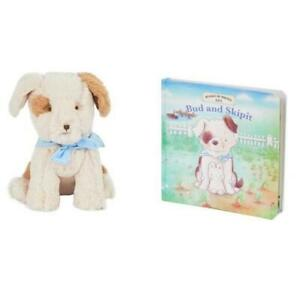 NEW Bunnies By The Bay Gift Set - Skipit Puppy & Bud and Skipit Book - Baby Gift