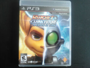 Ratchet & Clank Crack in Time PS3 Complete, Tested, Sanitized, Adult Owned