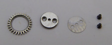Rolex 1130 Crown wheel, core, seating and screws 6639 6640 6641, Ca. 1100-1166