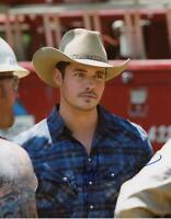 "Josh Henderson ""Dallas"" AUTOGRAPH Signed 8x10 Photo B ACOA"