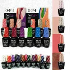OPI Gelcolor All New Soak Off UV/LED Gel Nail Polish Base Top Coat 15ml 0.5oz
