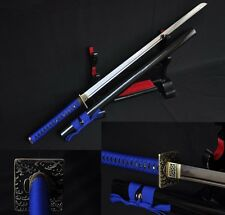 Japanese Samurai sword T10 steel KATANA Yasukuni Shrine ginsu knives sharp blade
