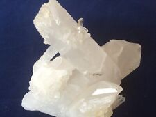 Clear Quartz Crystal Multi Point Specimen Piece. Master Healer 122g