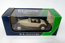 DELAGE D8 CABRIOLET 1934 -  ANCIENNE  ELIGOR - 1:43  - VINTAGE
