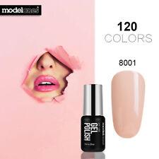 Modelones 120 Colors UV Gel Nail Polish Nude Series Soak Off Nail Art Manicure