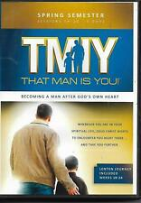 Steve Bollman TMIY That Man is You! Spring Semester 5-DVD Set, Sessions 14-26