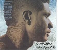 N#W CD album =  USHER LOOKING 4 FOR MYSELF -18 TRACK DIGIPACK