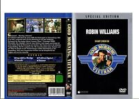 Good Morning Vietnam - Robin Williams  / DVD 3977
