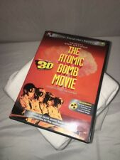 Trinity And Beyond Atomic Bomb Movie - DVD - Color Dolby Ntsc