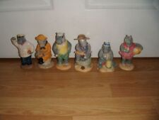 Unboxed Vintage Original Beswick Pottery Figurines