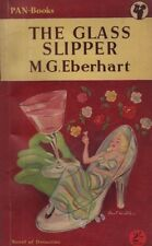 "CLASSIC CRIME NOVEL - ""THE GLASS SLIPPER"" BY M.G. EBERHART - 1st UK PB (1952)"